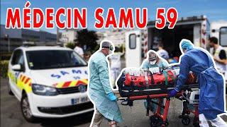 SAMU de Lille, au cœur de l'urgence
