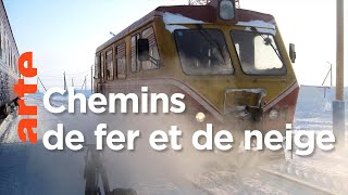 Documentaire Sibérie – Le Grand Nord sur les rails
