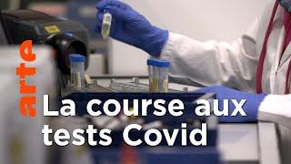Documentaire Tests Covid-19 : les labos au bord de la crise