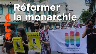 Documentaire Thaïlande : manifester à Bangkok