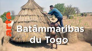 Togo, les takientas, forteresses de terre | Habiter le monde