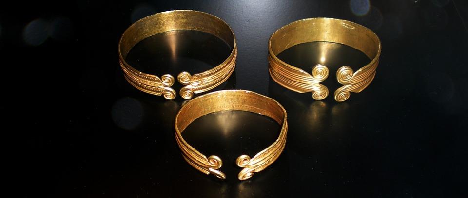 L'importance des bracelets chez les vikings