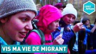 Documentaire 24H dans la peau d'un migrant