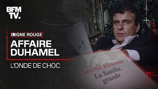Documentaire Affaire Duhamel, l'onde de choc