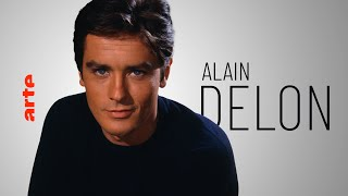 Documentaire Alain Delon, l'ombre au tableau
