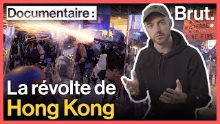 Documentaire Au cœur des manifestations de Hong Kong
