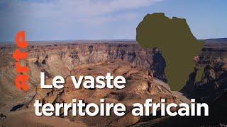 Aux origines de l'Afrique | La valse des continents