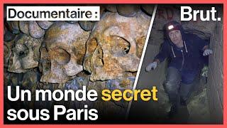 Documentaire Catacombes de Paris : plongée dans la ville interdite