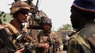 Centrafrique : quand Panthère désarme la route de l'ouest