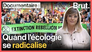 Documentaire C'est quoi Extinction Rebellion ?