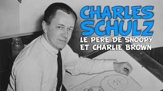 Documentaire Charles Schulz, le père de Snoopy et Charlie Brown