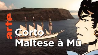 Corto Maltese sur l'Île de Pâques | Invitation au voyage