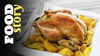 Cuisine : les secrets du poulet rôti