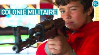 Documentaire Des enfants en colonie militaire