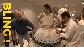 Documentaire Dior, les secrets d'un défilé
