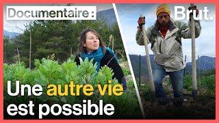 Documentaire Drôme : une autre vie est possible