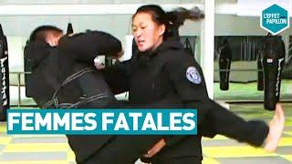 Documentaire Femmes gardes du corps
