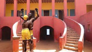 L'île de Gorée, l'Histoire des esclaves sans retour
