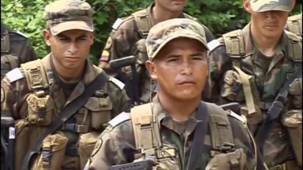 Forces Spéciales en Amazonie : l'élite de l'armée colombienne