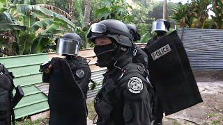 Documentaire GIPN : Police d'élite en Guadeloupe