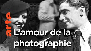 Gerda Taro et Robert Capa | L'amour à l'oeuvre
