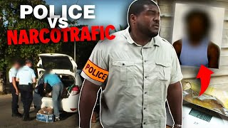 Documentaire Guyane : police VS narcotraficants