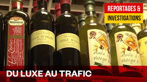 Documentaire Huile d'olive : du luxe au trafic