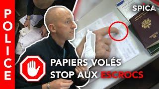 Documentaire Identités et papiers volés : stop aux escrocs !