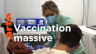 Israël : les secrets de la campagne de vaccination