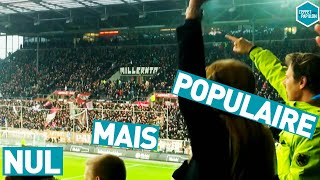 Le club de foot nul mais populaire