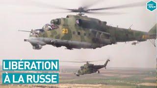 Documentaire Libération de Palmyre à la Russe
