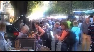 Documentaire La braderie de Lille