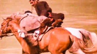 Le bouzkachi, l'impressionnant sport équestre afghan