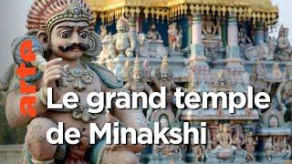 Le temple de Minakshi en Inde | Des monuments et des hommes