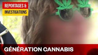 Les Français et le cannabis - La nouvelle drogue dure ?