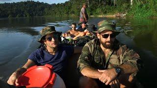 Documentaire Les Tumuc-Humac : tourisme d'aventure en Guyane