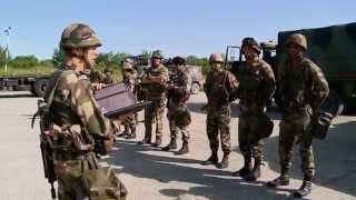 Les écoles militaires d'application : une étape cruciale