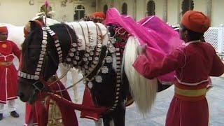Documentaire Les écuries du Palais d'Udaïpur