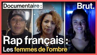 Les femmes de l'ombre du rap français