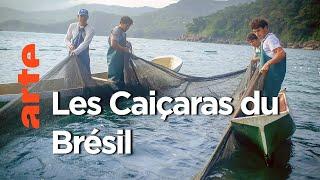 Documentaire Les résistants d'Ilhabela | À la rencontre des peuples des mers