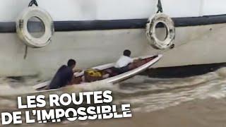 Documentaire Les routes de l'impossible – Brésil, les petits piroguiers de l'Amazone