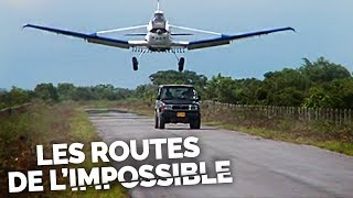 Documentaire Les routes de l'impossible – Colombie : Les pilotes fous de l'Amazonie