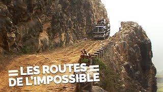 Documentaire Les routes de l'impossible – Népal, les damnés du précipice