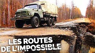 Documentaire Les routes de l'impossible – Sibérie : entre la vie et l'enfer