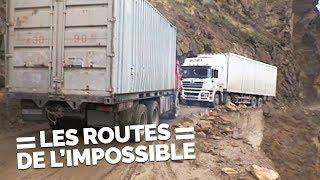 Documentaire Les routes de l'impossible – Tadjikistan : sueurs froides