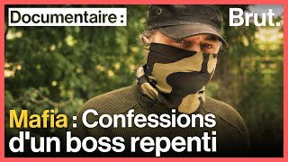 Documentaire Mafia : confessions d'un boss repenti