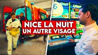 Documentaire Nice la nuit, un autre visage