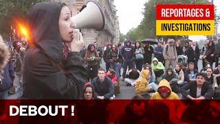 Documentaire Nuit Debout – Une manifestation complexe et insaisissable