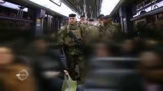 Opération Sentinelle, les militaires sur le pied de guerre