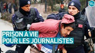Documentaire Prison à vie pour les journalistes ?